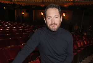 LONDON, ENGLAND - FEBRUARY 09: The Old Vic announces bicentenary ambassadors including Bertie Carvel who will lend their support to the theatre's 200th birthday on February 9, 2018 in London, England.  Pic Credit: Dave Benett