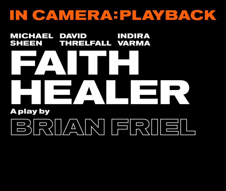 Playback Faith Healer Lead Image